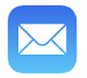 iPhoneメールアプリ